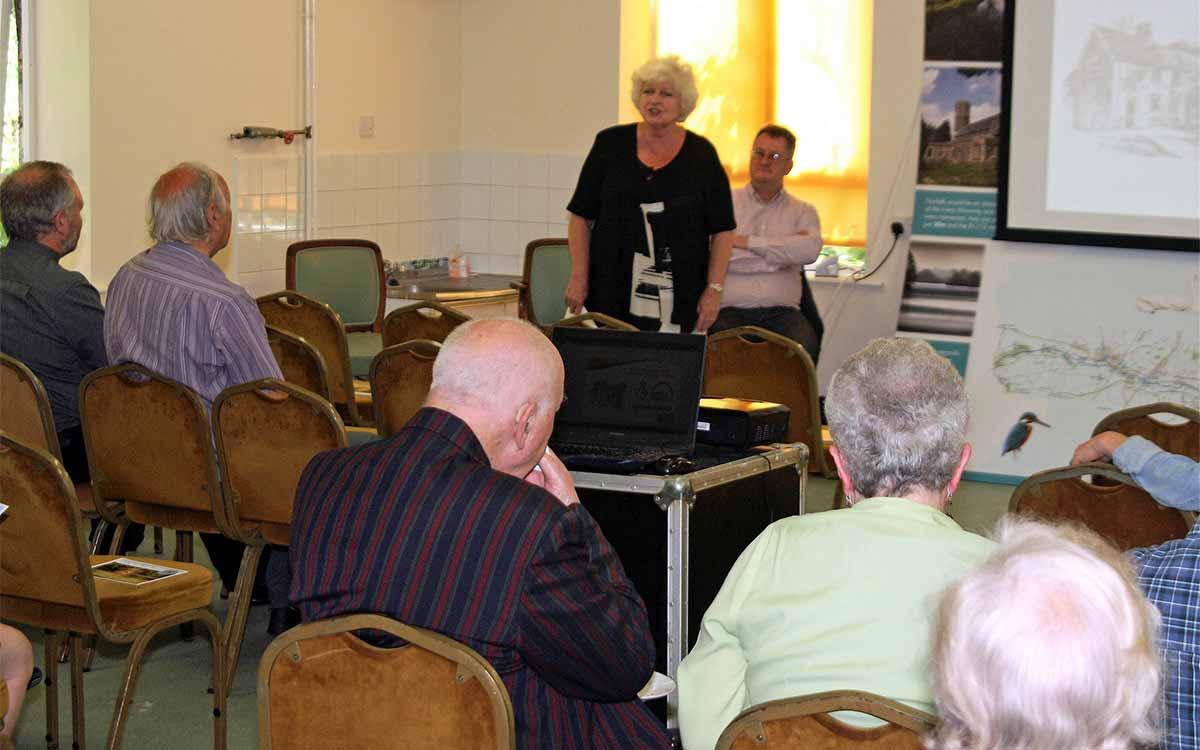 Needham and Brockdish community heritage launch