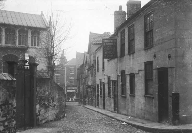 St Stephens Lane, Norwich